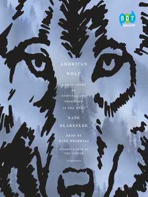 cover image of American Wolf